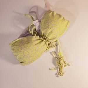 Victoria' Secret strapless bikini top